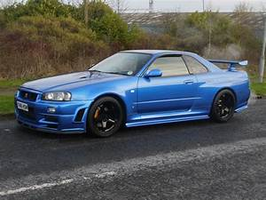 1999 Nissan Skyline R34 Gtr V-spec 433 Bhp 6 Speed