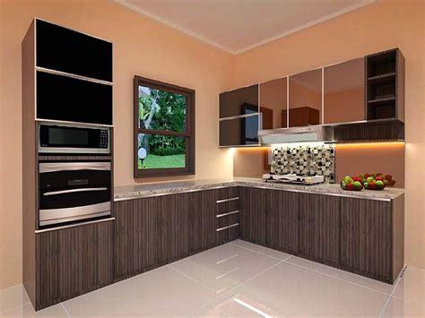 desain kitchen set modern dapur minimalis idaman pinterest kitchen sets modern  kitchens