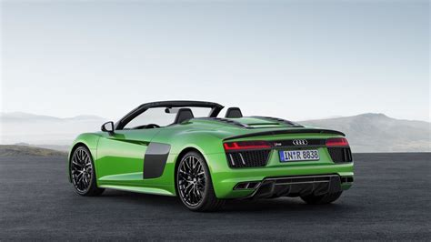 s4 audi fantastic audi r8 spyder v10 plus is brand s fastest convertible