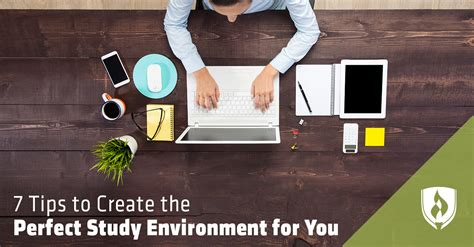 tips  create  perfect study environment