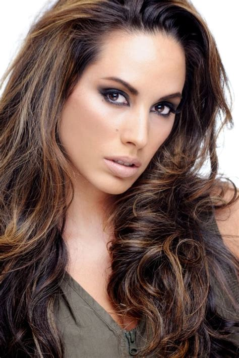 Best Hair Color For Brunettes 2015 by Hairstyles To Highlight Brown Hair Color Trends