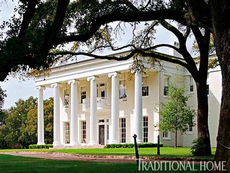 Plantation Homes Interior - get the look southern style architecture traditional home