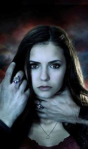 Elena Gilbert Damon And Stefan Salvatore, love triangle ...