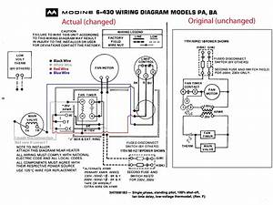 Janitrol Furnace Electrical Relay Wiring Diagram