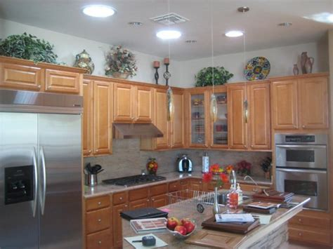 kitchen style trends staked upper cabinets