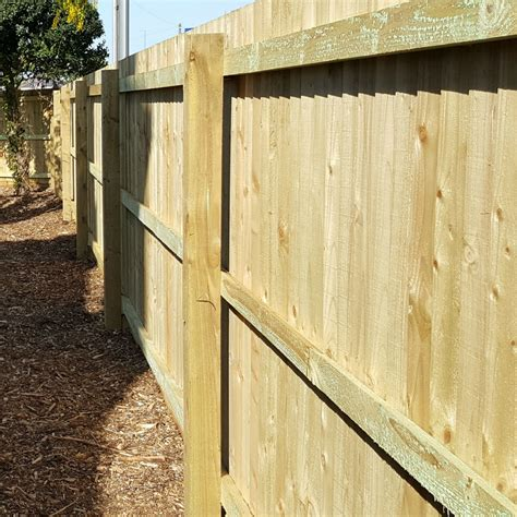 Fence Posts 75x100mm   Wooden Posts   Pressure Treated ...