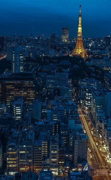 tokyo  night japan hd wallpaper