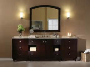 Lights Above Bathroom Mirror
