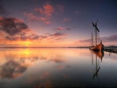 Viking Ship Wallpapers Denmark Beach Ships Sea