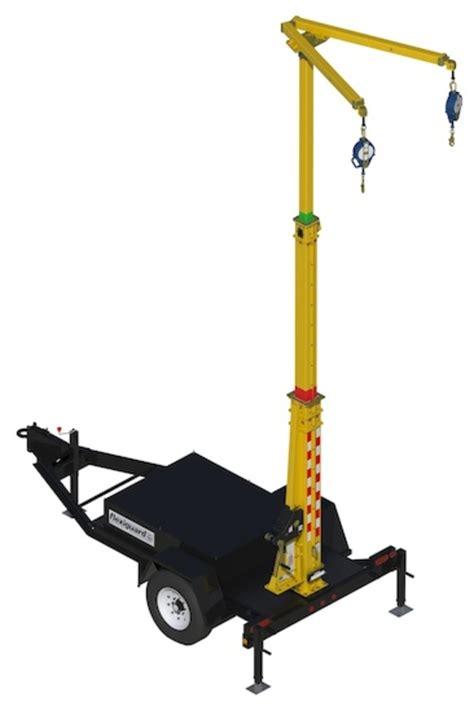 Airgas - D628530690 - 3M™ DBI-SALA® FlexiGuard™ Trailer ...