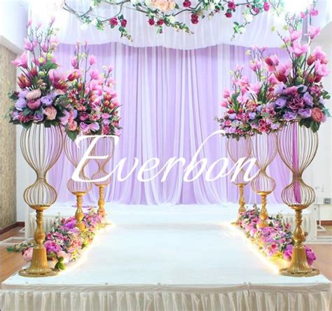 diy wedding decorations for sale 2018 new latest used tall and large lead road pillar