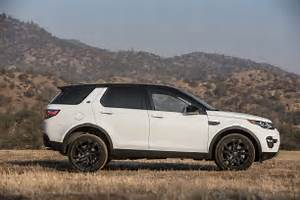 Range Rover Discovery Sport Adac Test