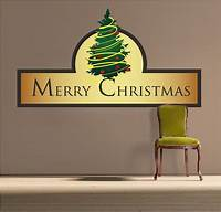 perfect christmas wall decals Perfect Christmas Wall Decals - Home Design #924