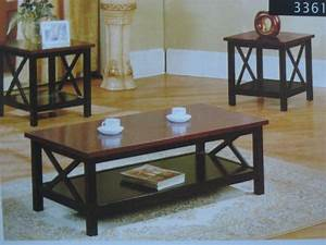 Coffee tables ideas modern coffee table and end table set for Contemporary wood coffee tables and end tables