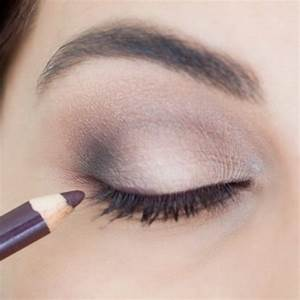 Smokey Eye Makeup for Brown Eyes - Picture Tutorial