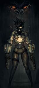 Fan Reimagines Overwatch Heroes As Dark Souls Characters
