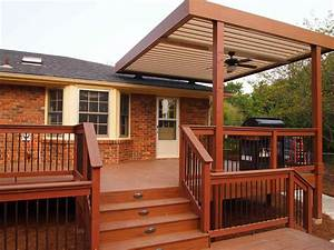 Simple Covered Deck Ideas - ARCH DSGN