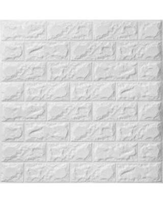 don t miss this deal 3d brick wall stickers adhesive wall panel brick wallpaper for background