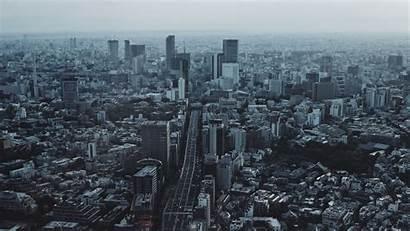 Tokyo Japan Buildings Road 4k Background 1080p