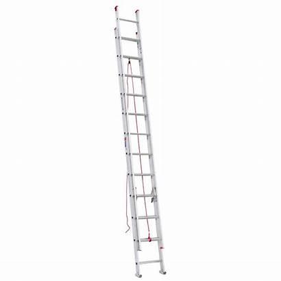 Ladder Extension Aluminum Werner Ladders Ft Feet