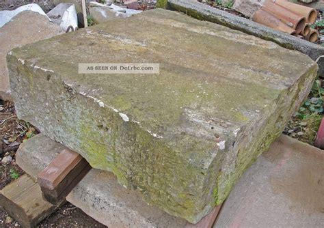 Sandstein Sockelstein Sockel Steinplatte Historische