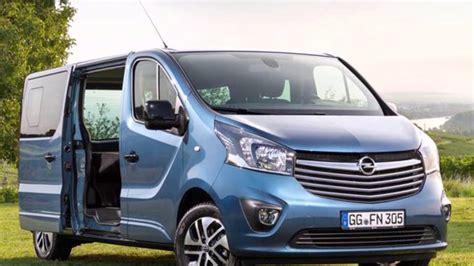 Opel Vivaro by Opel Vivaro 2019