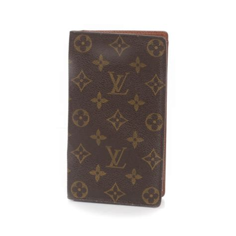 porte chequier louis vuitton louis vuitton monogram porte chequier cartes credit european checkbook wallet 26660