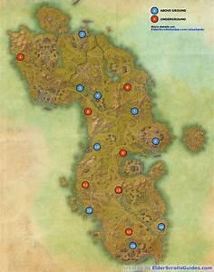 Eso Locations Skyshard Bleakrock Isle