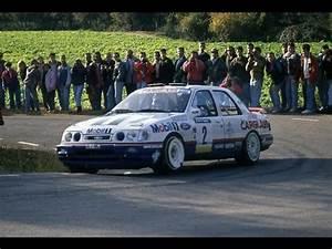 Fran U00e7ois Delecour  U0026 Ford Sierra Cosworth Group A  U0026 39 92