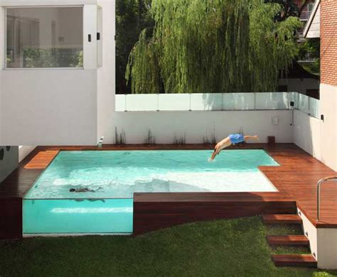 Deck From House To Above Ground Pool