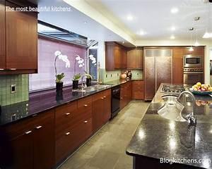the most beautiful kitchens kitchen design ideas blog With the most beautiful kitchen designs