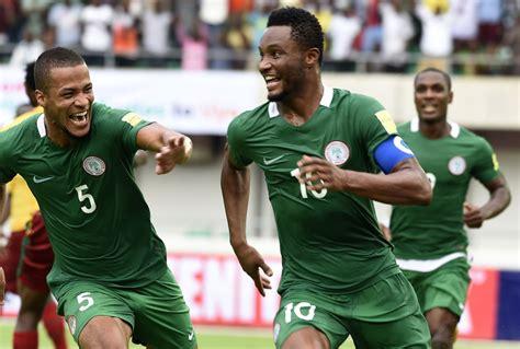 Nigeria Qualify World Cup