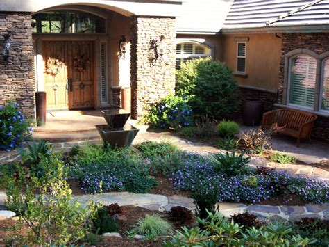entryway landscape design ideas lush landscaping ideas for your front yard hgtv