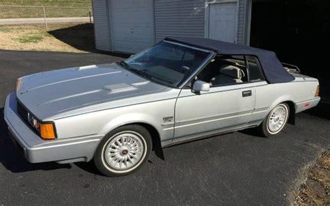 1982 Datsun 200sx aftermarket rarity 1982 datsun 200sx convertible