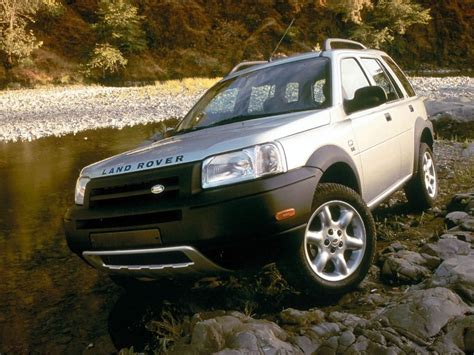 land rover freelander the land rover freelander 1 is a heritage vehicle from now