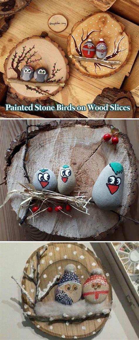 diy painted stone decorations    amazing diy