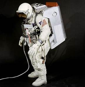 Spacesuits Old and New
