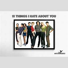 The Film Edit 10 Things I Hate About You The Mockingbird