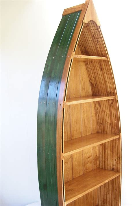 Rowboat Bookcase by Boat Bookcase Various Colors H 69 Inches 5 Shelves For By