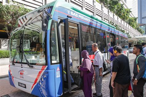 Maybe you would like to learn more about one of these? Rapid MRT feeder buses will go fully cashless from 1 ...