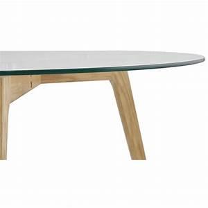 Table Salon Scandinave : table de salon scandinave izzy table basse design mobelize you ~ Teatrodelosmanantiales.com Idées de Décoration