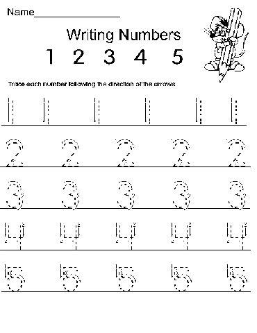 september kindergarten homework kids pinterest