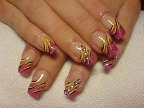The glamorous cool fun nail designs ideas images