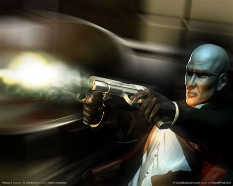 Hitman 2 Silent Assassin Free Download  Full Version (pc