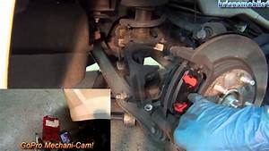 Gopro Dodge Journey Rear Brakes How-to