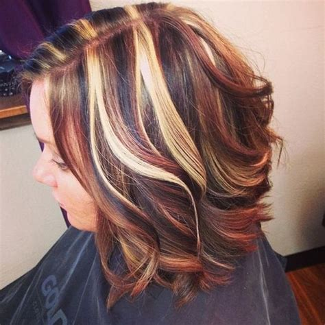 hair with colored highlights how do you like your hair colored highlights lowlights
