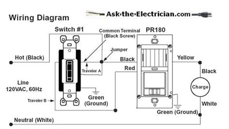 Installing Occupancy Sensor Switch For Bath Exhaust Fan