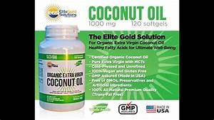 Best Organic Virgin Coconut Oil Capsules