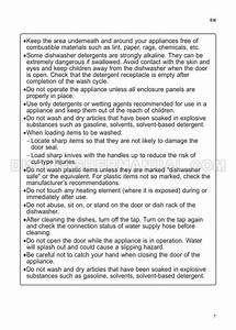 Lg Dfb424fp Dishwasher Owner U0026 39 S Manual