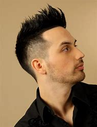 New Mohawk Hairstyles for Men